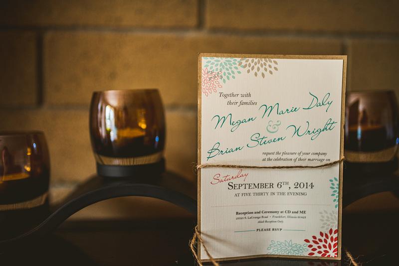 Wedding Details Chicago