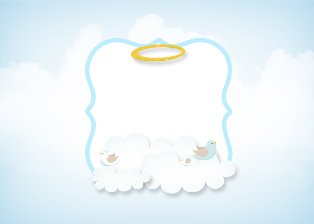 Cute Baptism Invitations is adorable invitation example