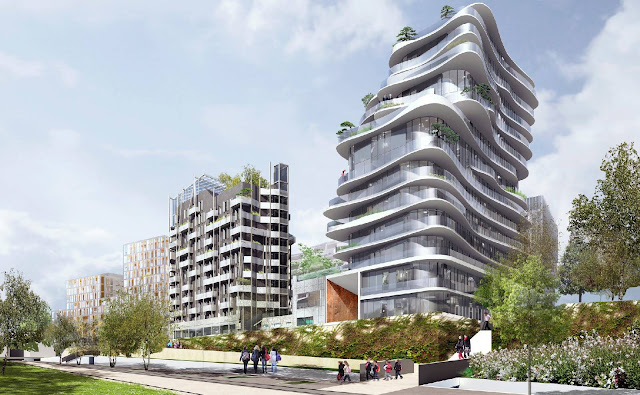 01 TOWER IN PARIS BY MAD AND CHRISTIAN BIECHER