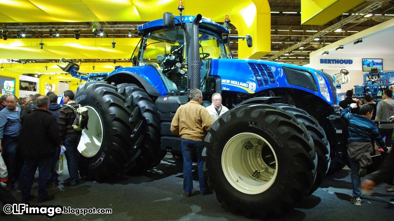 Lf image sima 2013 salon international des machines for Salon de la machine agricole