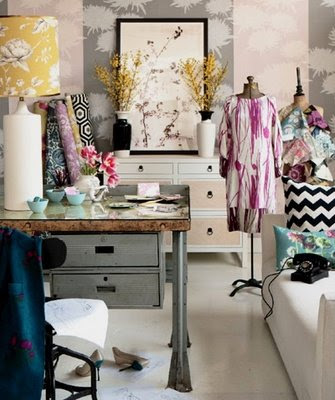 Inspire Bohemia Home Offices Amp Craft Rooms Part I