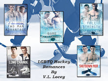 LGBTQ Hockey Romances