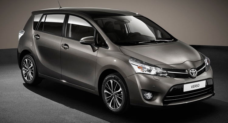 Toyota Verso 2017 >> 2016 Toyota Verso MPV Gets Upgraded Interior And Safety Sense