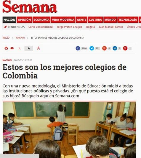 Estamos entre los 100 Mejores de Colombia