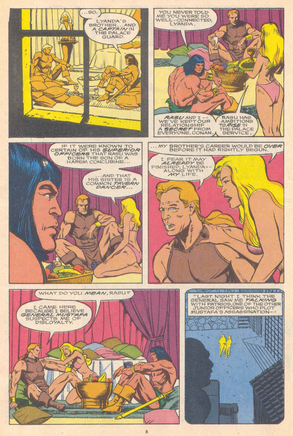 Conan the Barbarian (1970) Issue #228 #240 - English 7