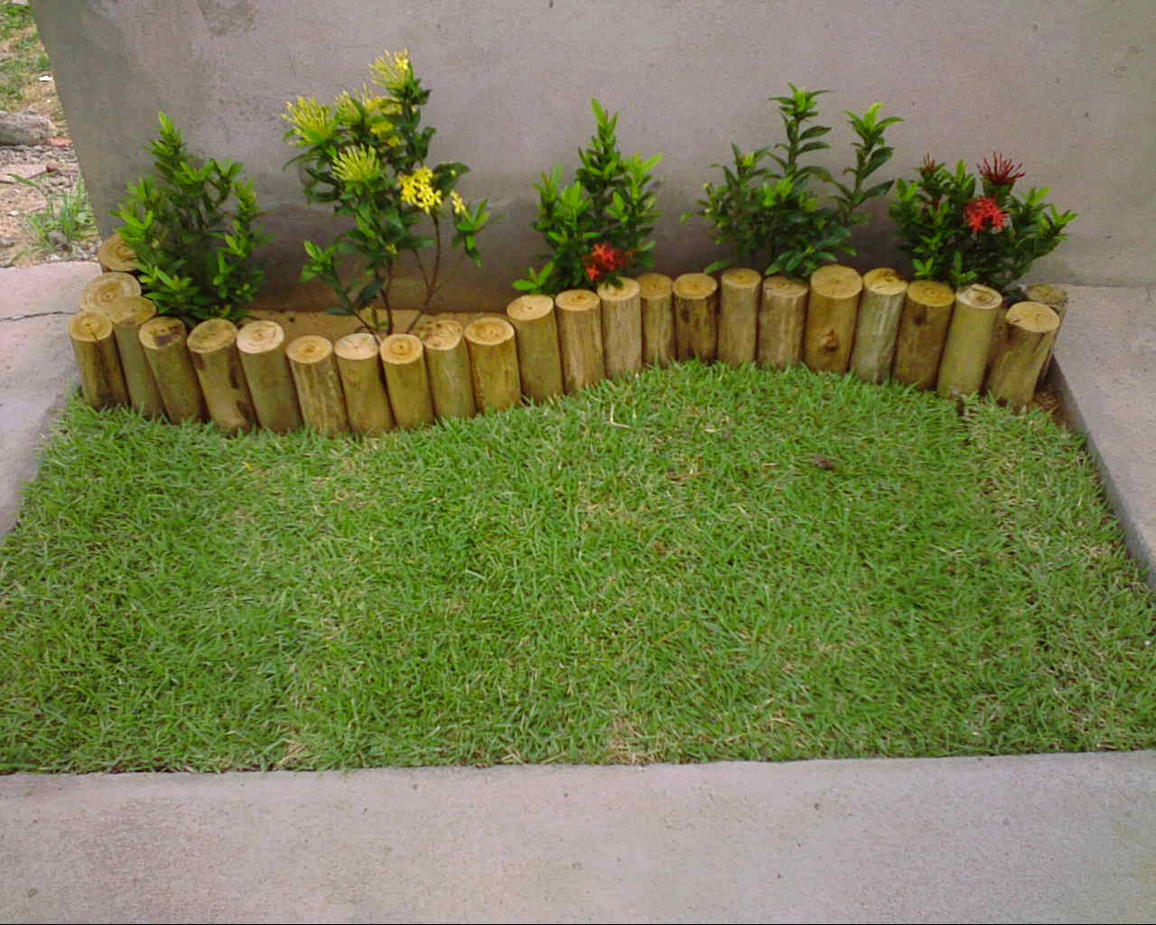 imagens paisagismo jardins:Ideas Para Jardines Pequenos