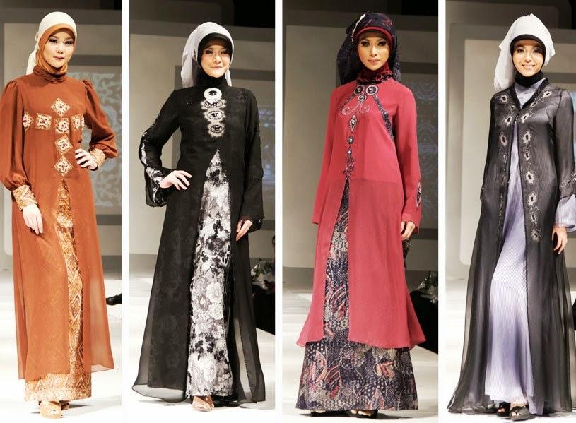 Gambar Baju Muslim 2015