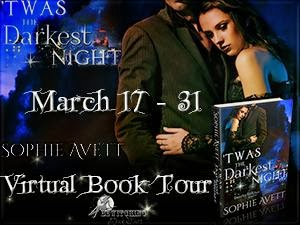 Twas the Darkest Night by Sophie Avett