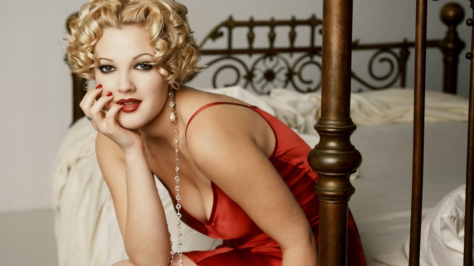 Drew Barrymore las mas bellas del mundo
