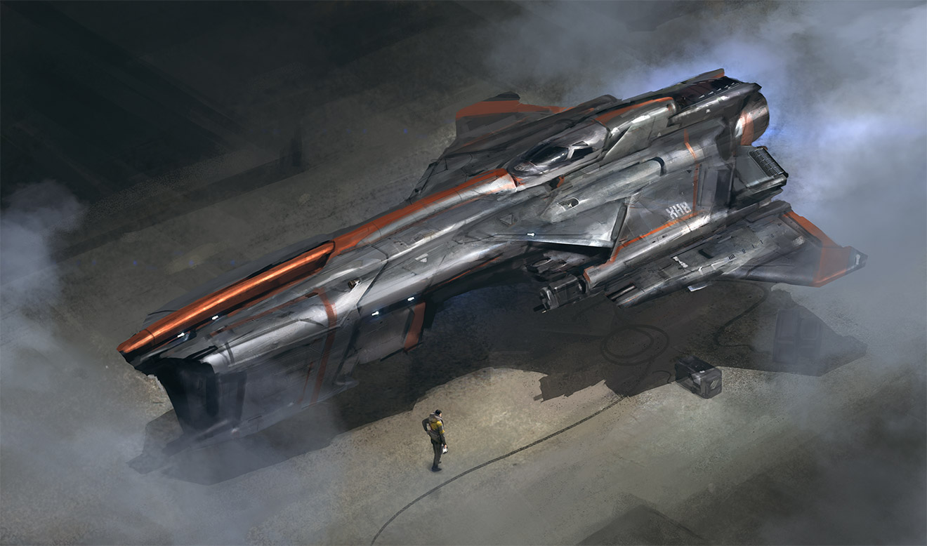 Concept Artist/Illustrator Available