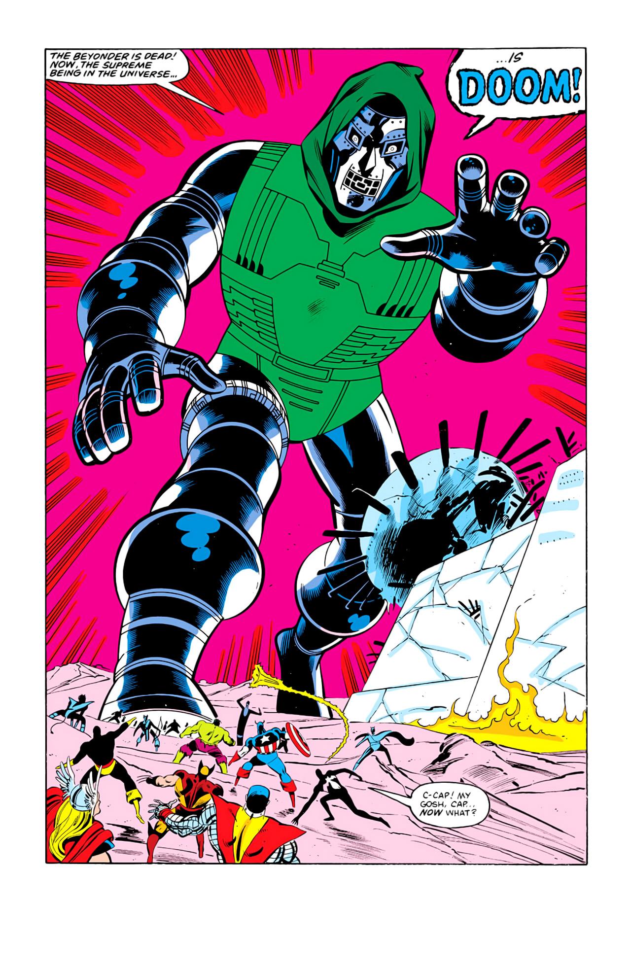 Captain America (1968) Issue #292k #218 - English 26