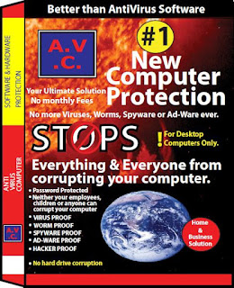 برنامج كمبيوتر انتى فايروس AVC AntiVirus Computer
