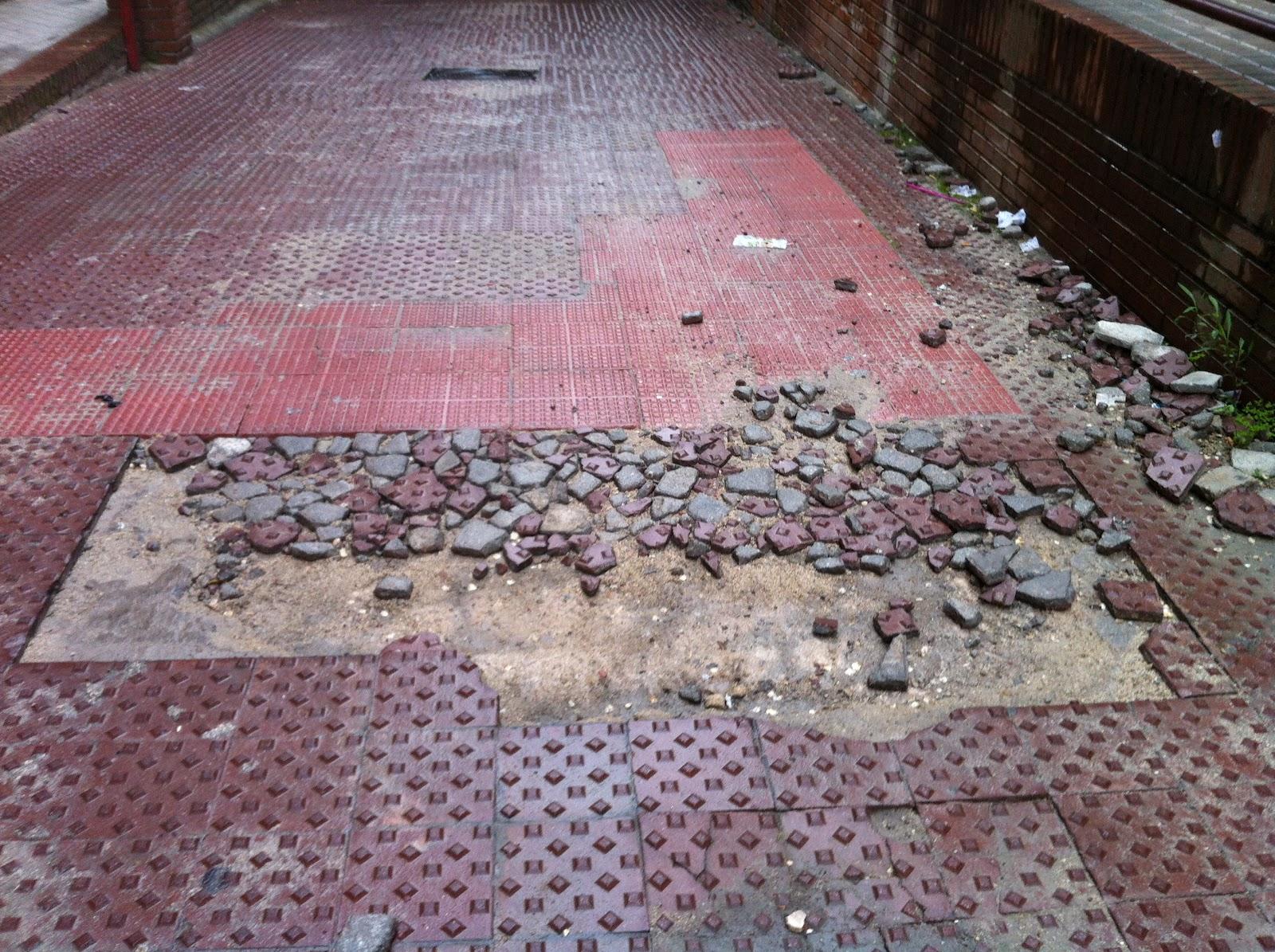 asfaltar parcheo garaje comunidad