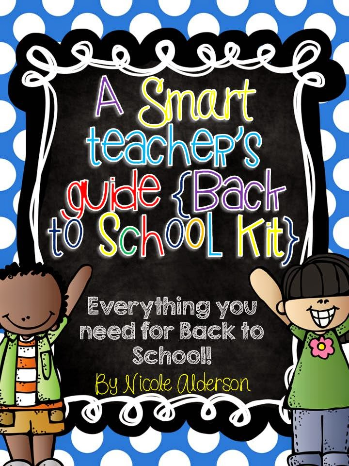 http://www.teacherspayteachers.com/Product/A-Smart-Teachers-Guide-Back-to-School-Kit-769578