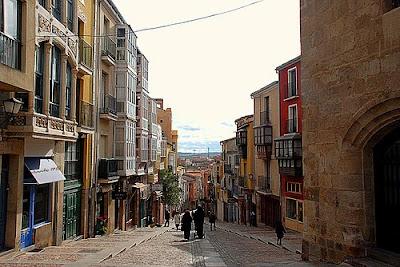 Zamora ciudad España