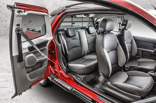 Fiat Strada 2014 3 portas - recall