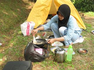 Camping Ground Curug Panjang Mega Mendung