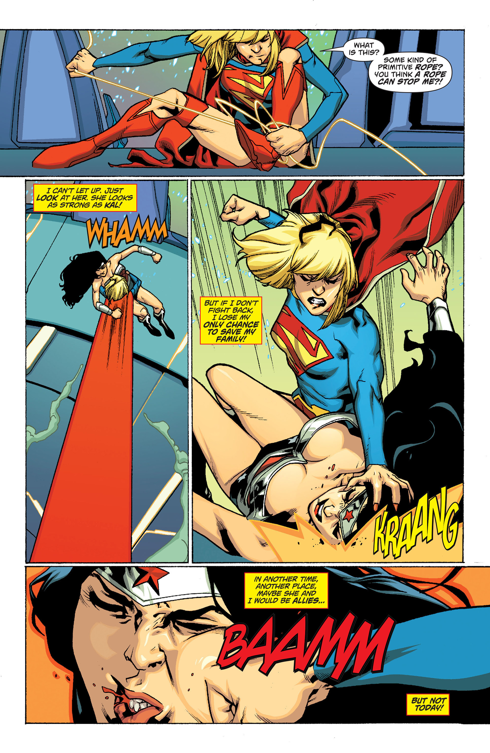 Supergirl (2011) Issue #17 #19 - English 6