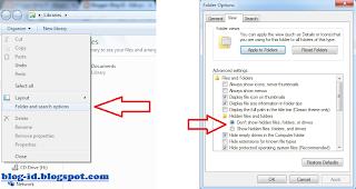 Hapus .txt pada file notepad yang kamu simpan tadi hingga file