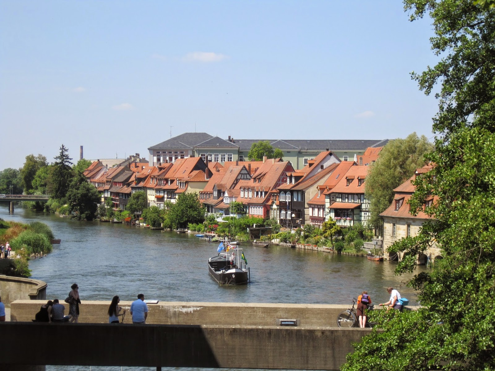 Bridge in Bamberg
