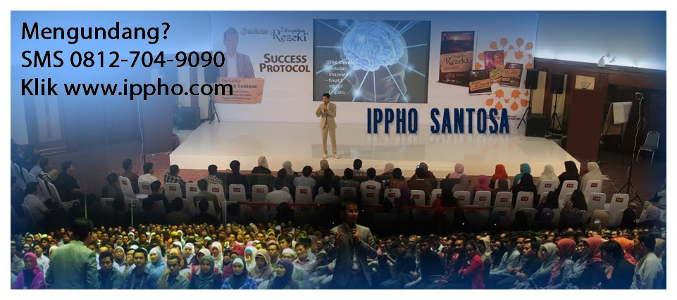 Pelatihan SDM Perusahaan IPPHO SANTOSA (Pelatihan SDM Terbaik, Pengembangan SDM)