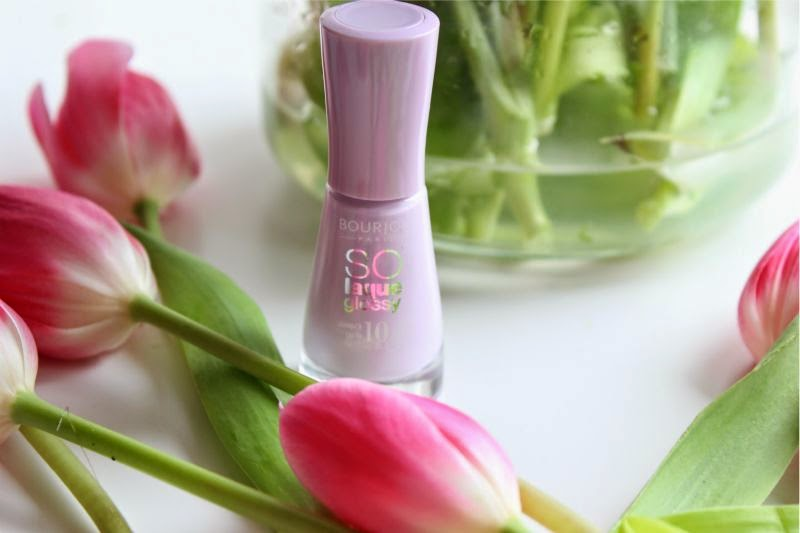 New In From Bourjois Nails Spring 2014