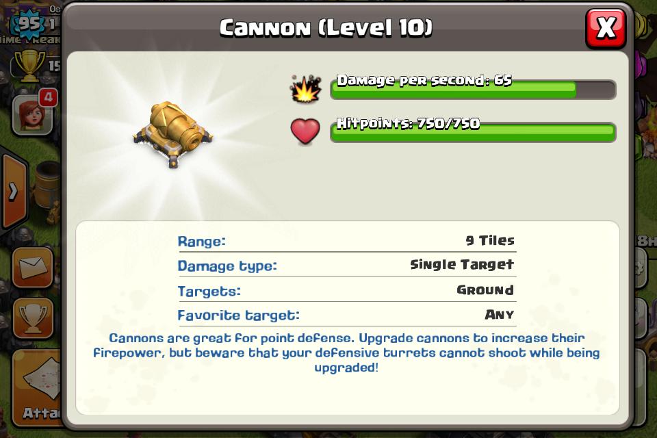 Cannon ~ Clash ...