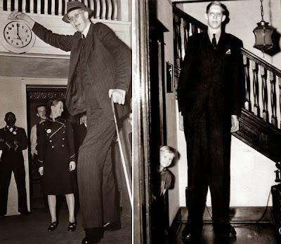 Robert Wadlow: Ο ψηλότερος άνθρωπος στην ιστορία