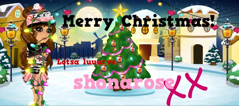 ♥ shonarose MSP Blog ♥