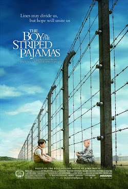 Cậu Bé Trong Bộ Pyjama Sọc - The Boy In The Striped Pyjamas (2008) Poster