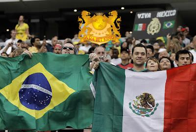 Prediksi Skor  Brazil VS Mexico
