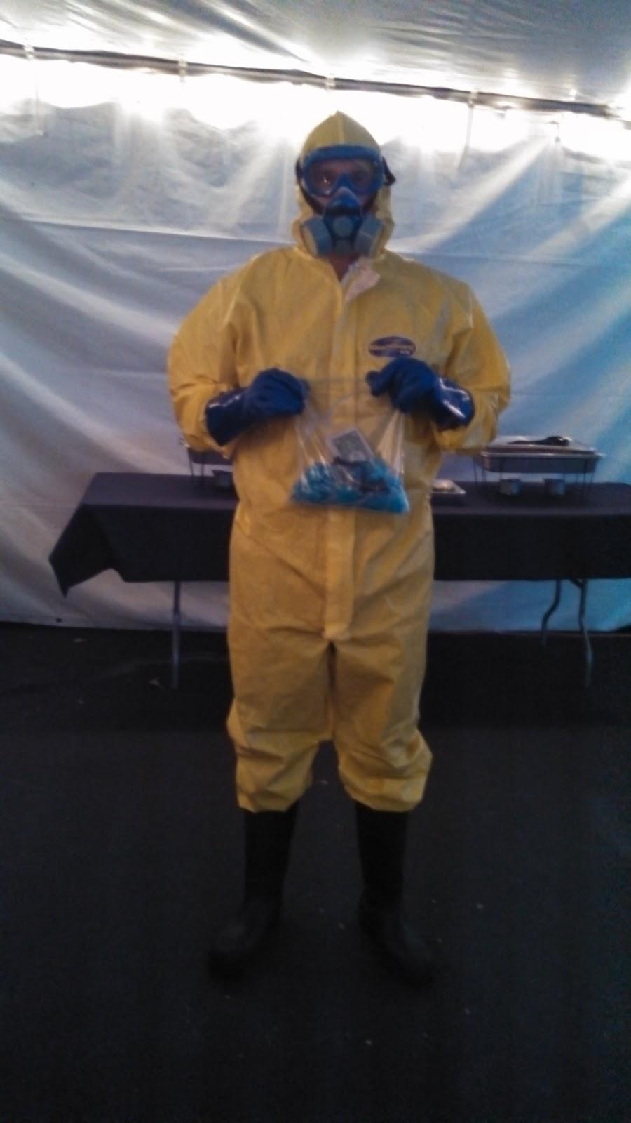Breaking Bad Costume