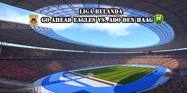 Prediksi Liga Belanda : Go Ahead Eagles vs ADO Den Haag