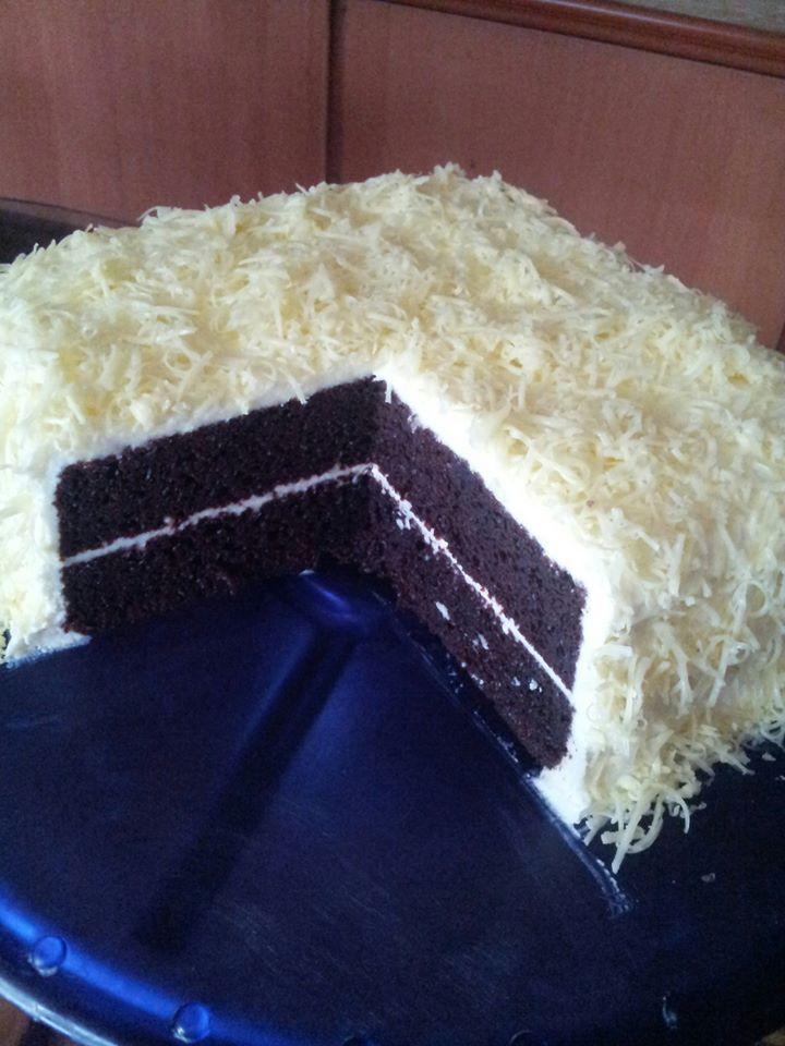 cerita mumumu mu kek coklat snow berkeju