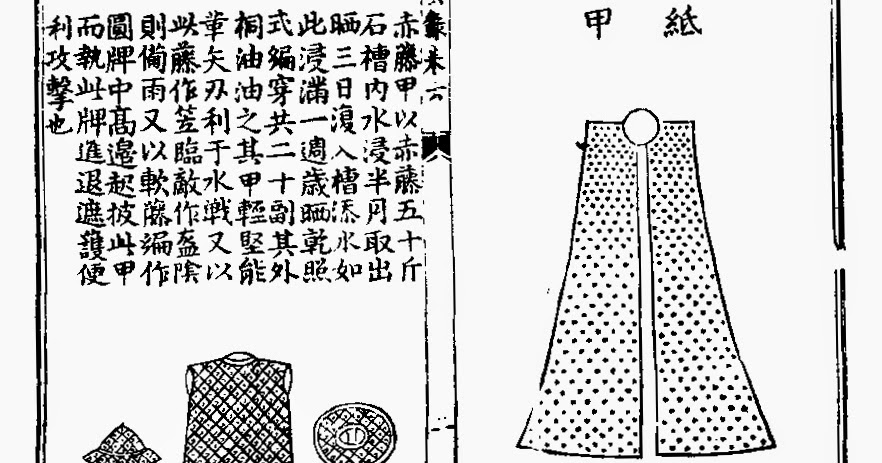 ming armours and helmets from military treatise  u0026 39 bing lu