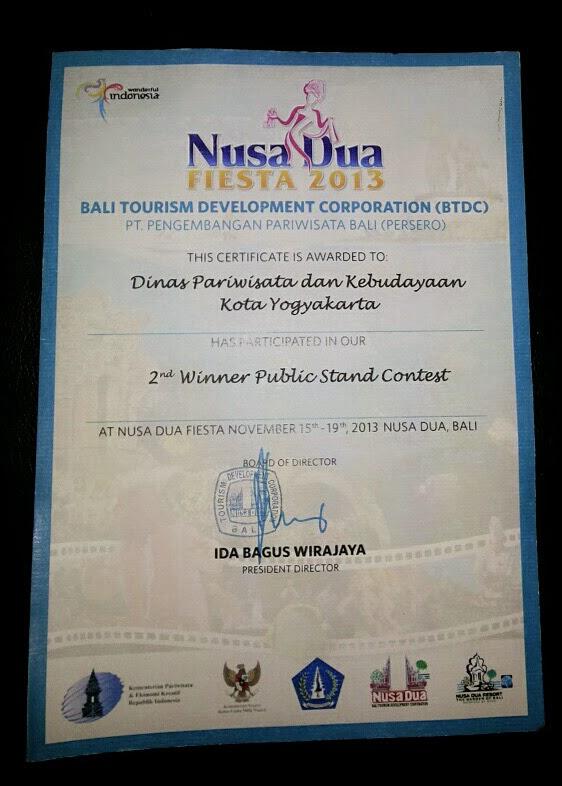 Terbaik II : Nusa Dua Fiesta 2013