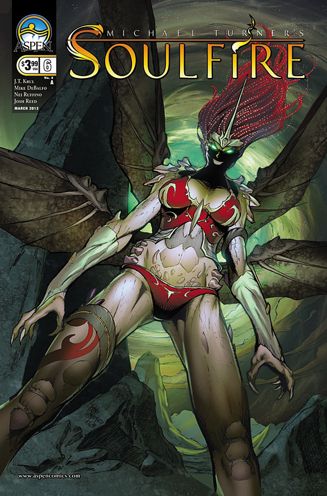 Solicitations: Aspen Comics March 2012
