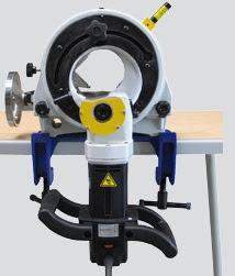 Thiết bị cắt và vá mép ống Orbital