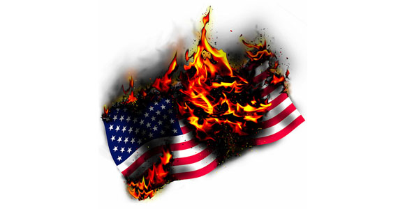 razones por las que Estados Unidos ya no es la Tierra de la Libertad