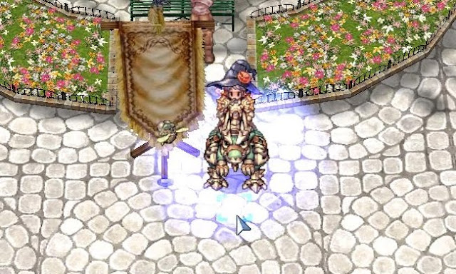 The Resurrection of the Dead Quest Coordinates Ragnarok Online