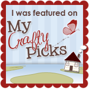 I was featured on Crafty PIcks