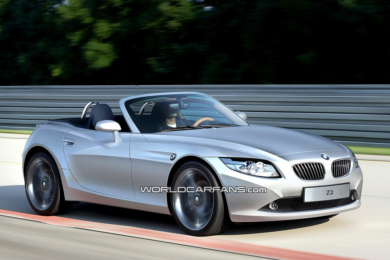 Car Sight Bmw Z2 Roadster Concept