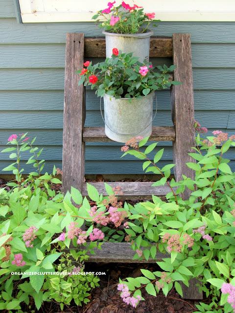 Tree House Step Ladder