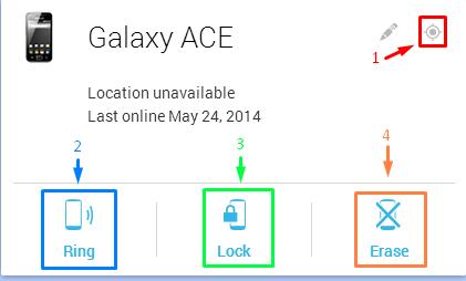 CAra melacak HP Android Hilang