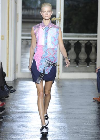 All Carito Fashion: Spring 2011 Runway Trend: English Punk