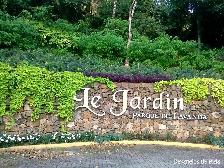 Gramado - Le Jardin Parque de Lavandas