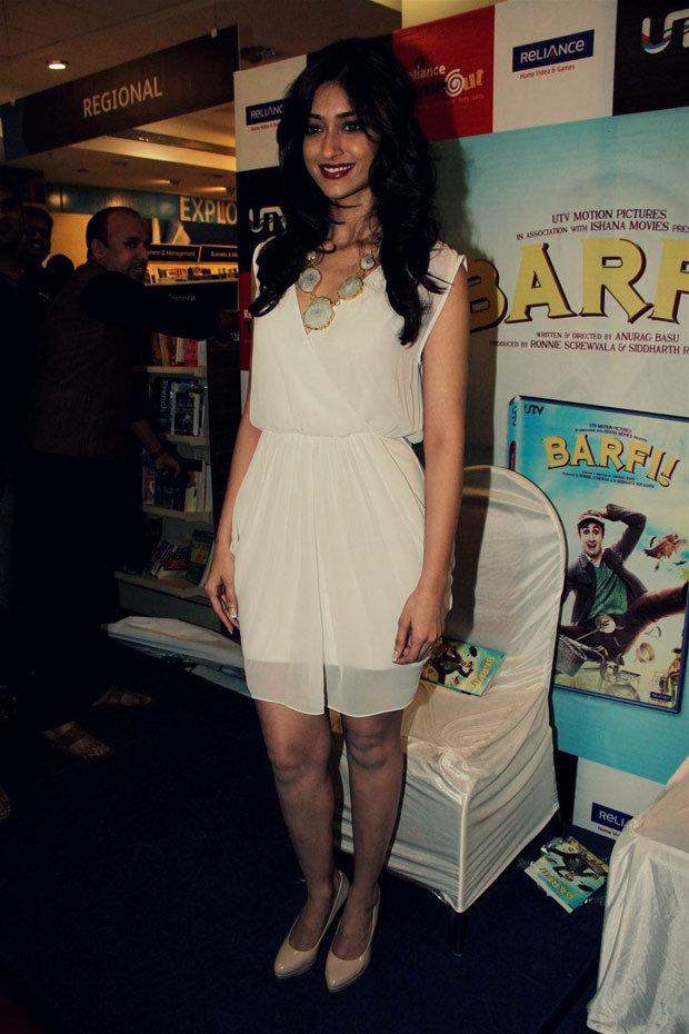 Ileana D'cruz Barfi DVD launch