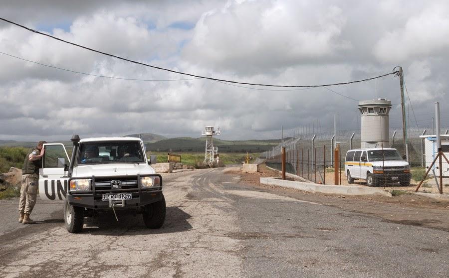 Евгения Кравчик: «Аль-Каида» в нескольких километрах от друзских деревень на Голанах