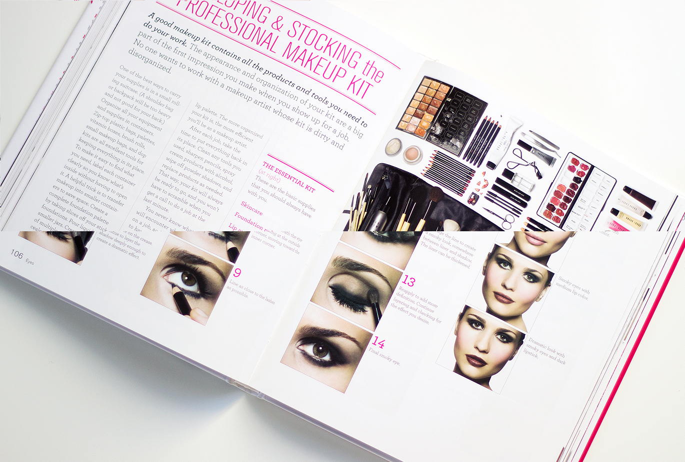 Bobbi Brown Makeup Manual, Bobbi Brown Makeup Manual Review, Bobbi Brown Makeup Manual Book Review Blog
