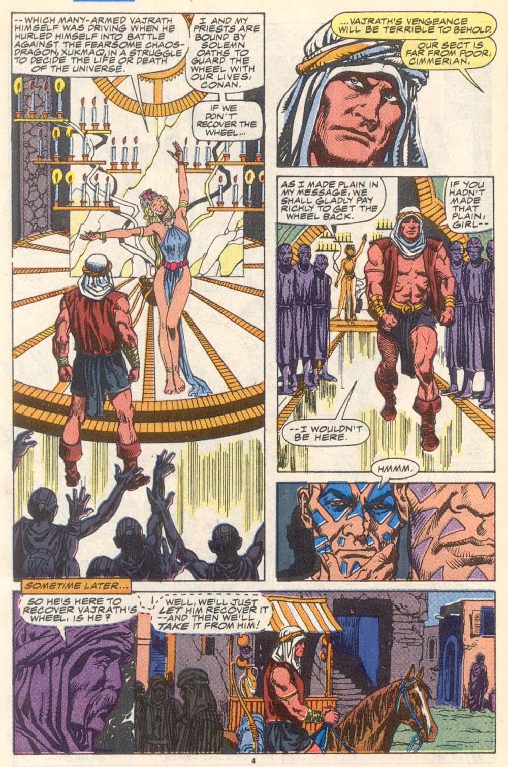 Conan the Barbarian (1970) Issue #223 #235 - English 5